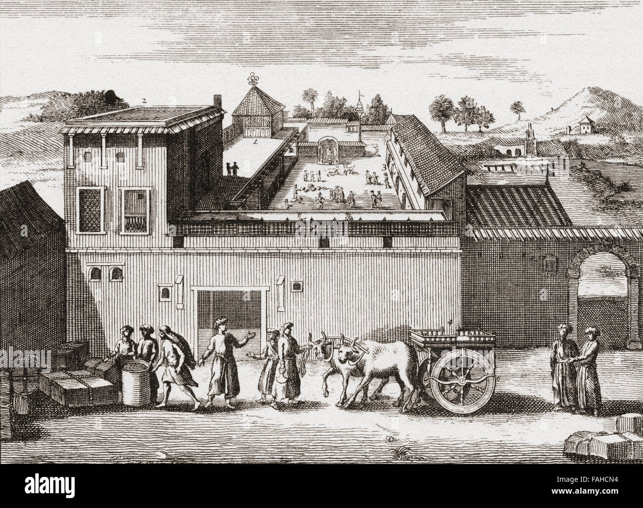 East India Company Stock Photos & East India Company Stock Images
