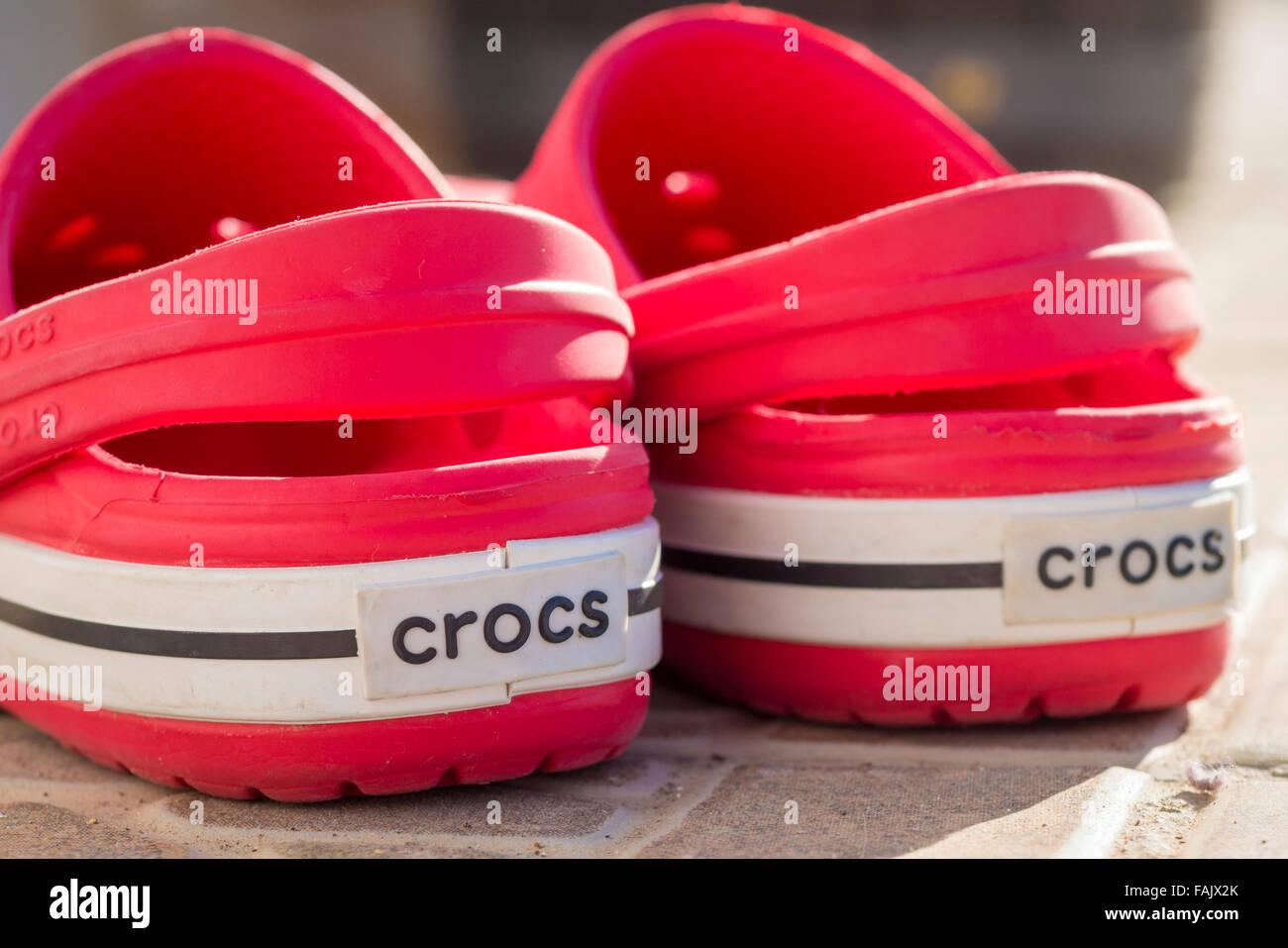 2707c3add Crocs Shoes Stock Photos   Crocs Shoes Stock Images - Page 3 - Alamy