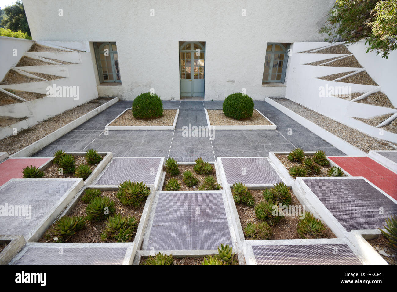 Villa Noailles Hyeres Stock Photos Villa Noailles Hyeres Stock