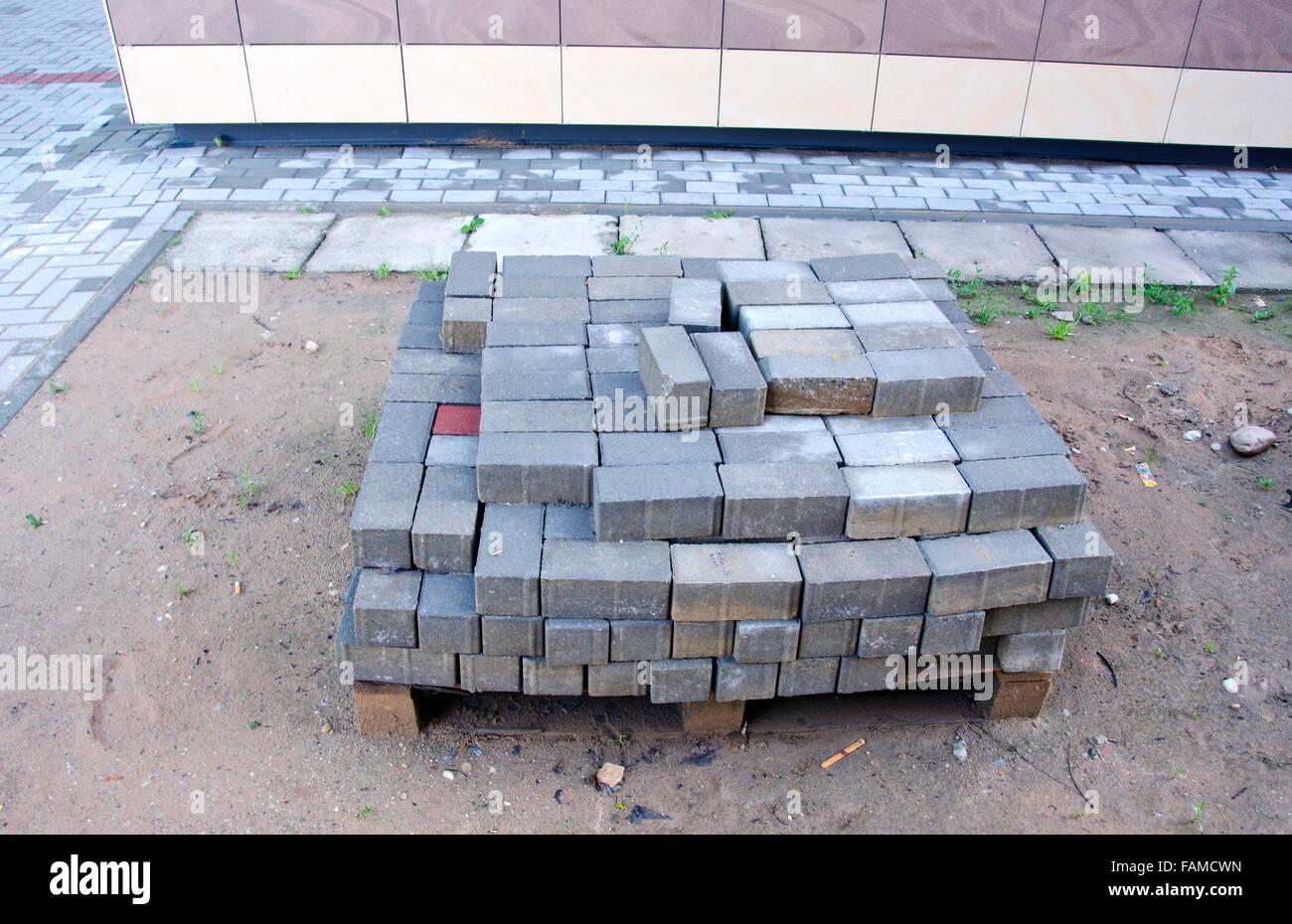 Bricks Tiles Paving Stock Photos & Bricks Tiles Paving Stock Images ...
