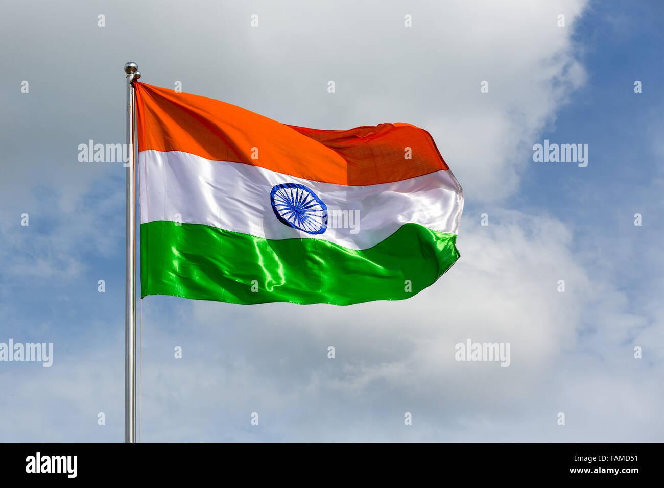 indian flag stock photos indian flag stock images alamy