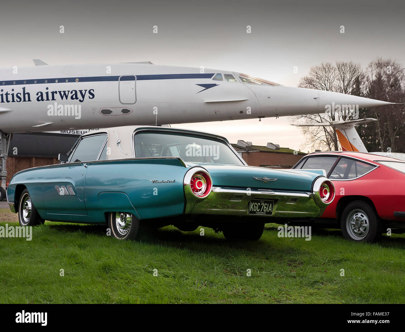 Ford Goddard Stock Photos Amp Ford Goddard Stock Images Alamy