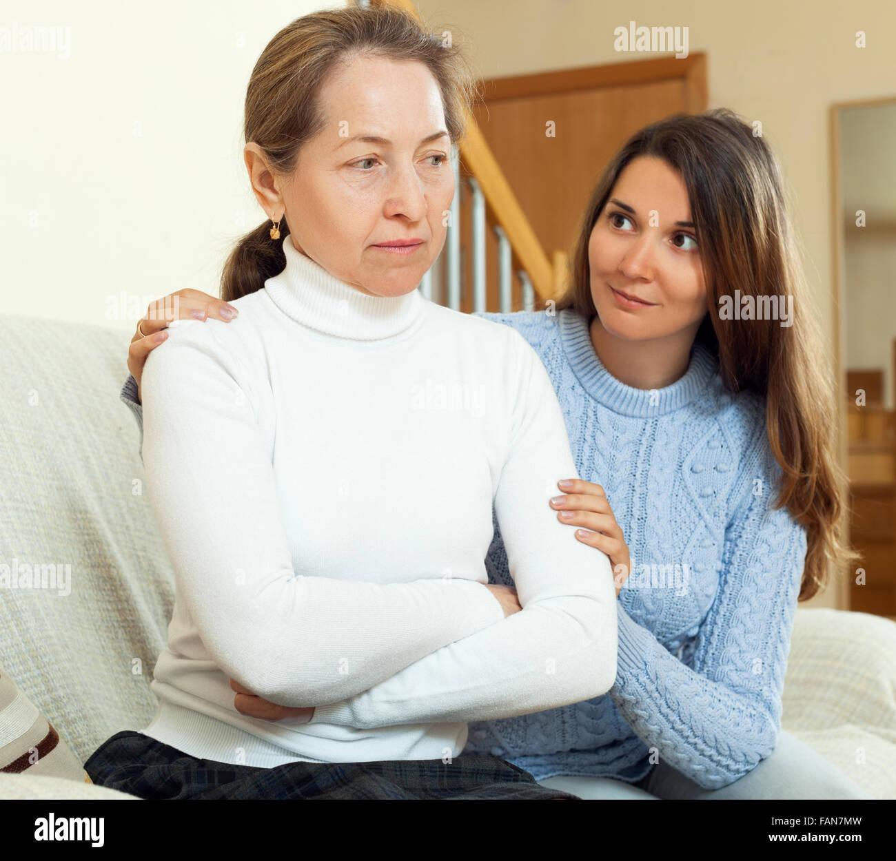 Mature Women With Teen
