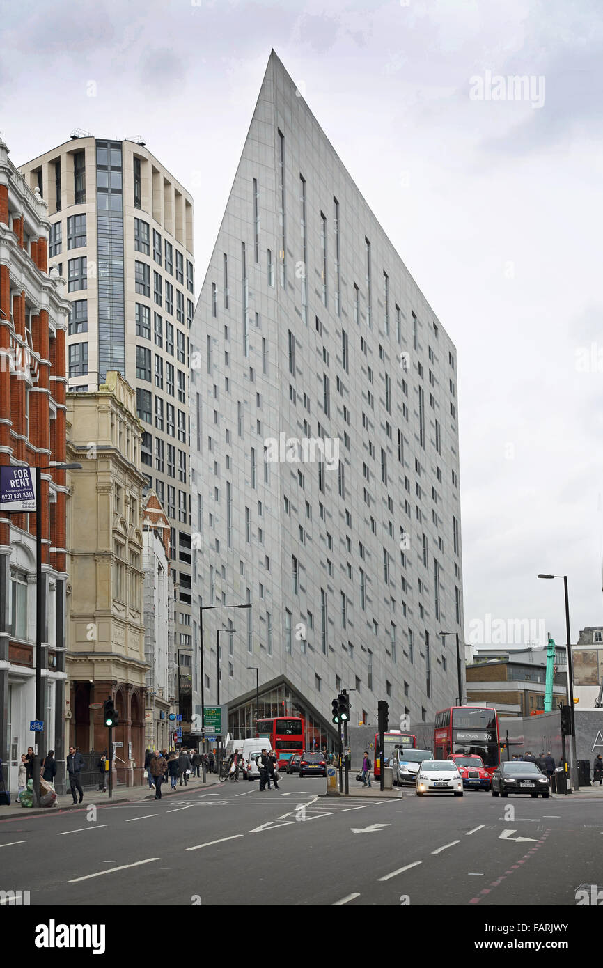 Montcalm Shoreditch: The M Hotel In The Montcalm Signature Tower On London's