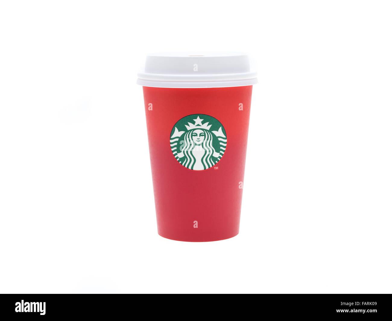 Starbucks And Christmas Stock Photos & Starbucks And Christmas Stock ...