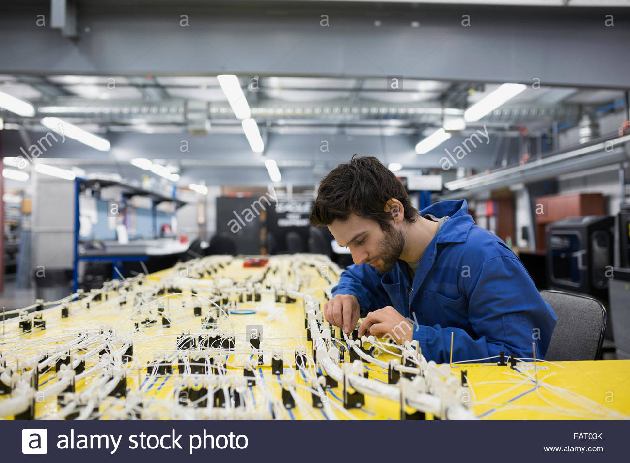 wiring harness stock photos wiring harness stock images alamy Electrical Wiring Harness Connectors helicopter technician repairing wiring harness stock image