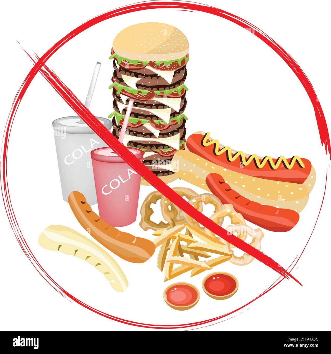 Types De Fast Food