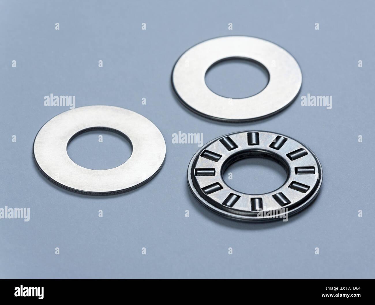 thrust roller bearing - Stock Image