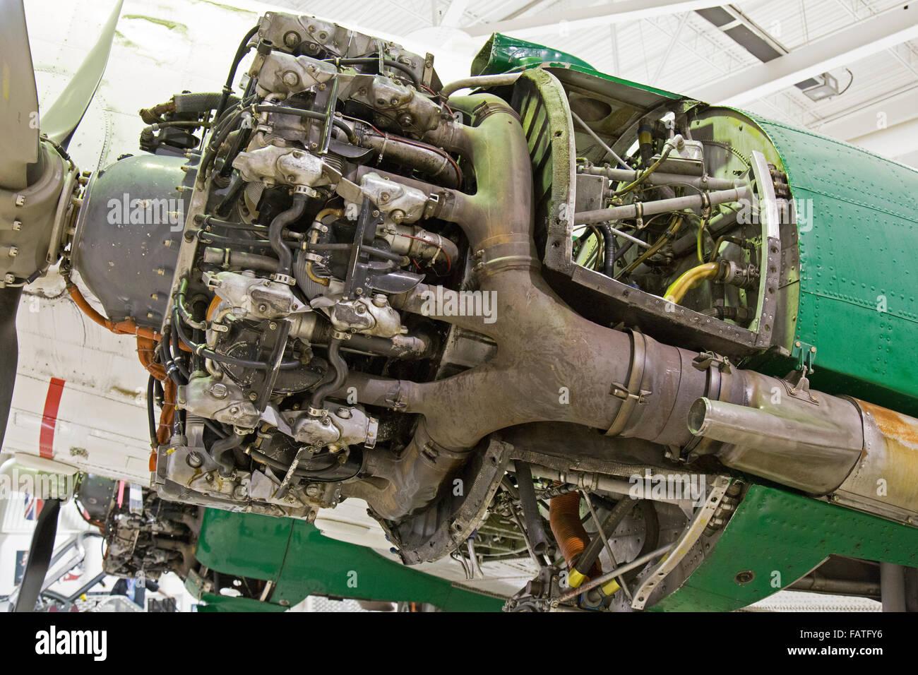 Pratt Whitney Engine Stock Photos & Pratt Whitney Engine