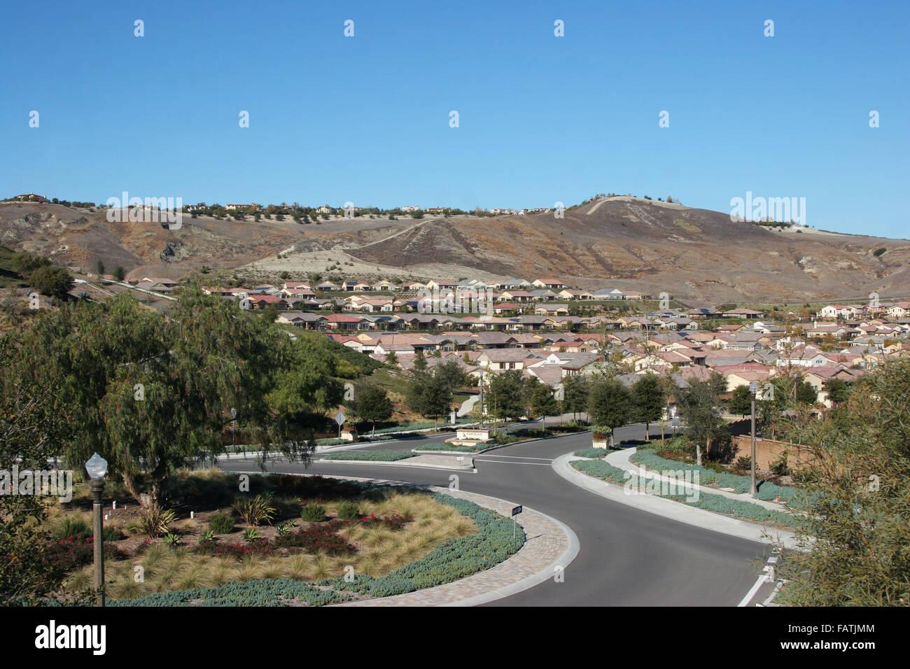 Del Webb at Rancho Mission Viejo California - Stock Image