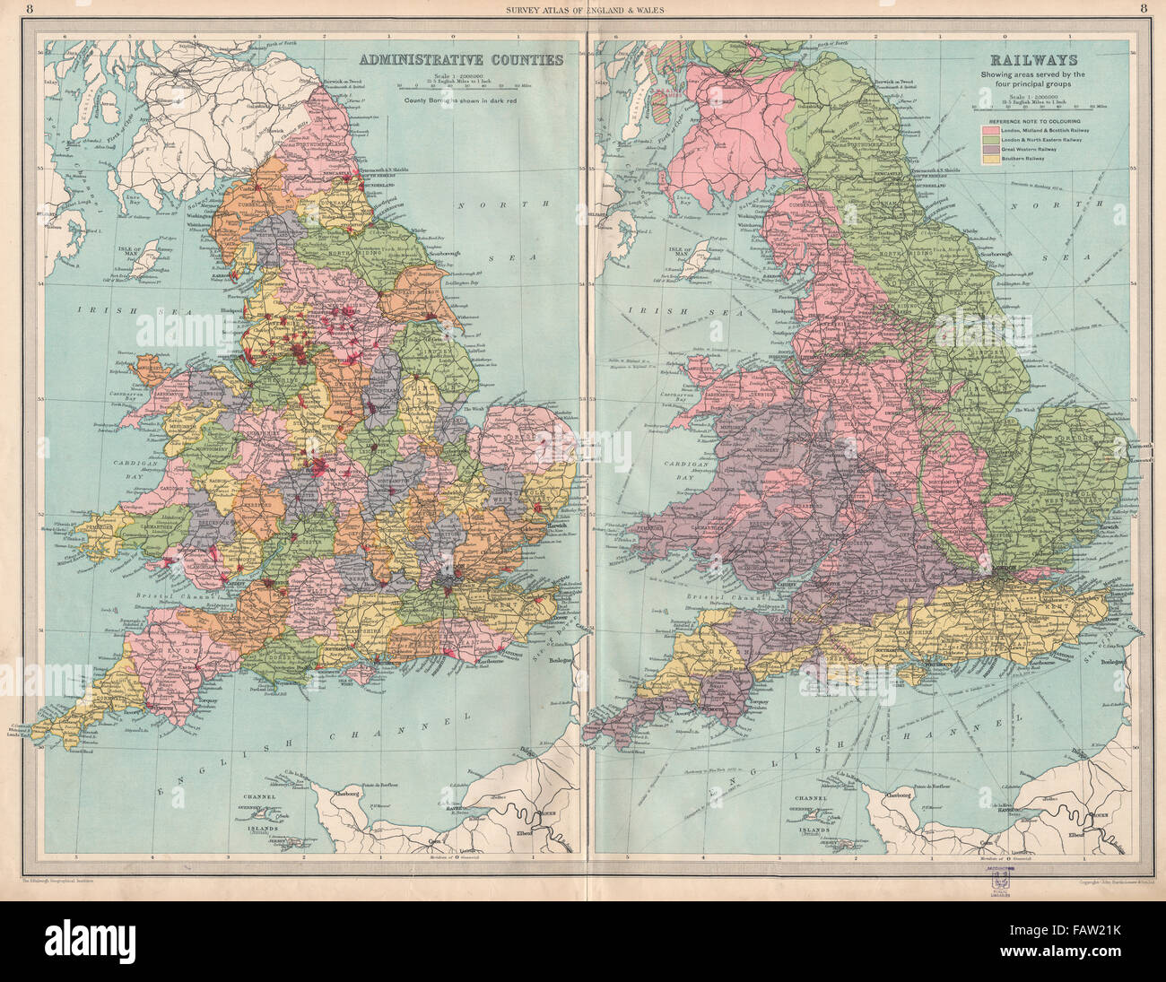 Counties Uk Map Stock Photos Counties Uk Map Stock Images Alamy