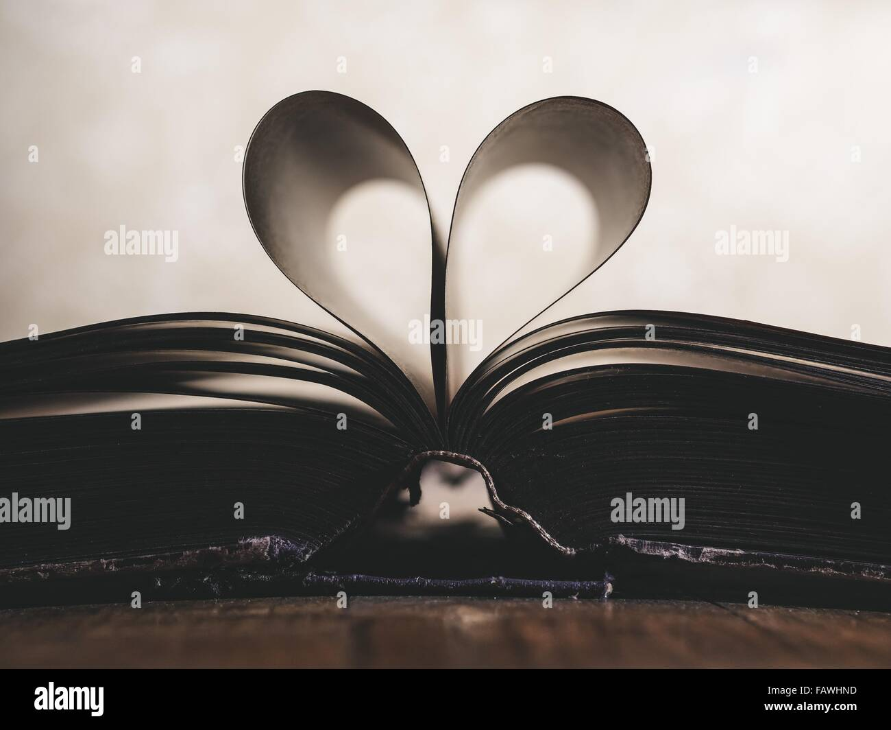 Heart shape - Stock Image