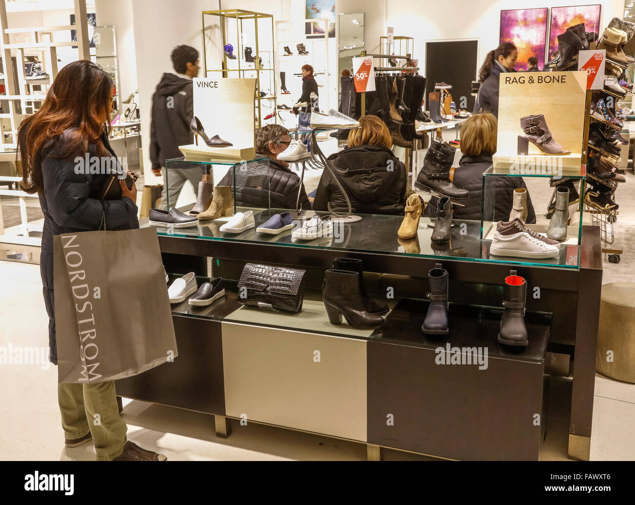 Nordstrom Department Store Stock Photos & Nordstrom Department Store ...