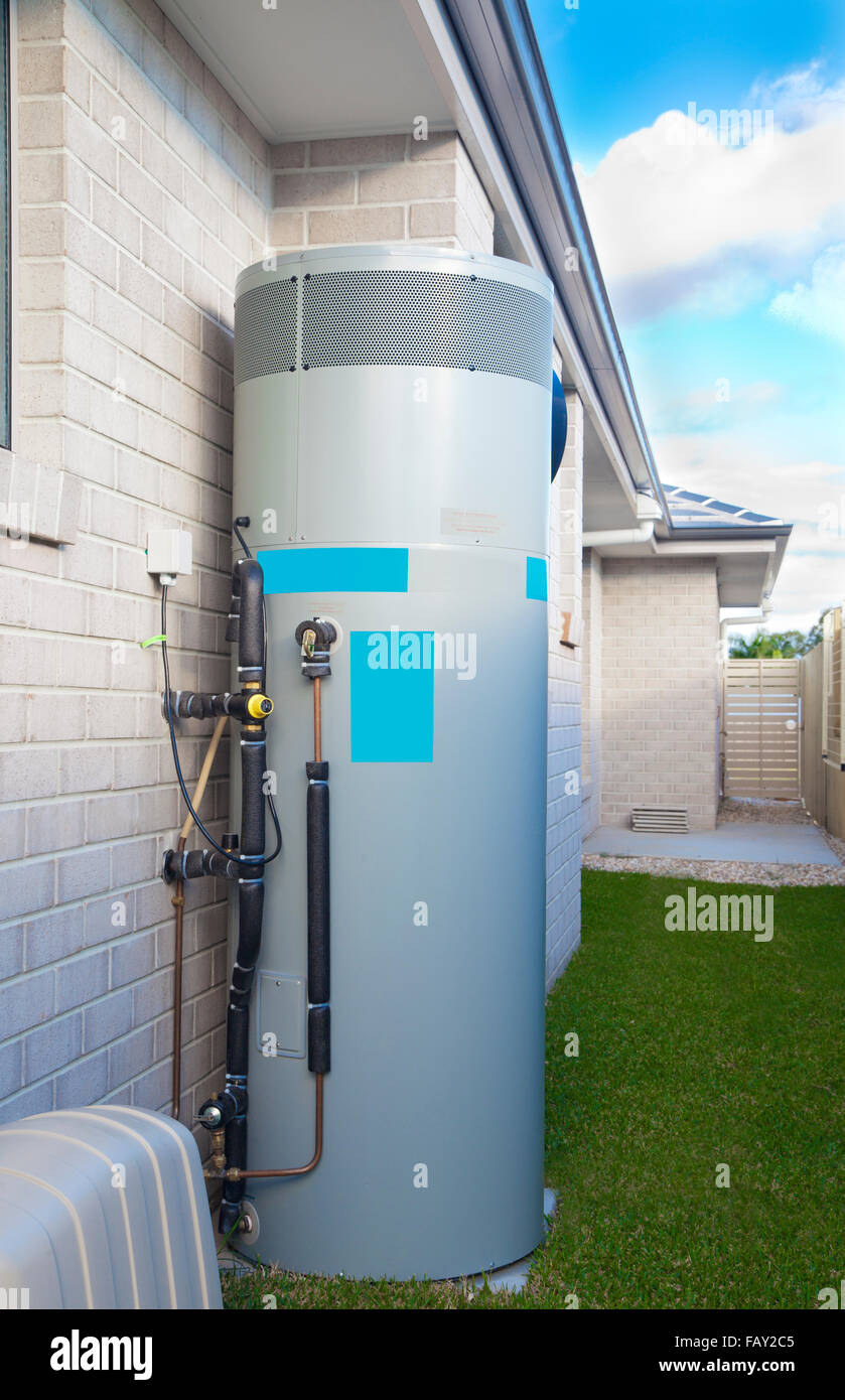 Hot Water System Stock Photos & Hot Water System Stock Images - Alamy