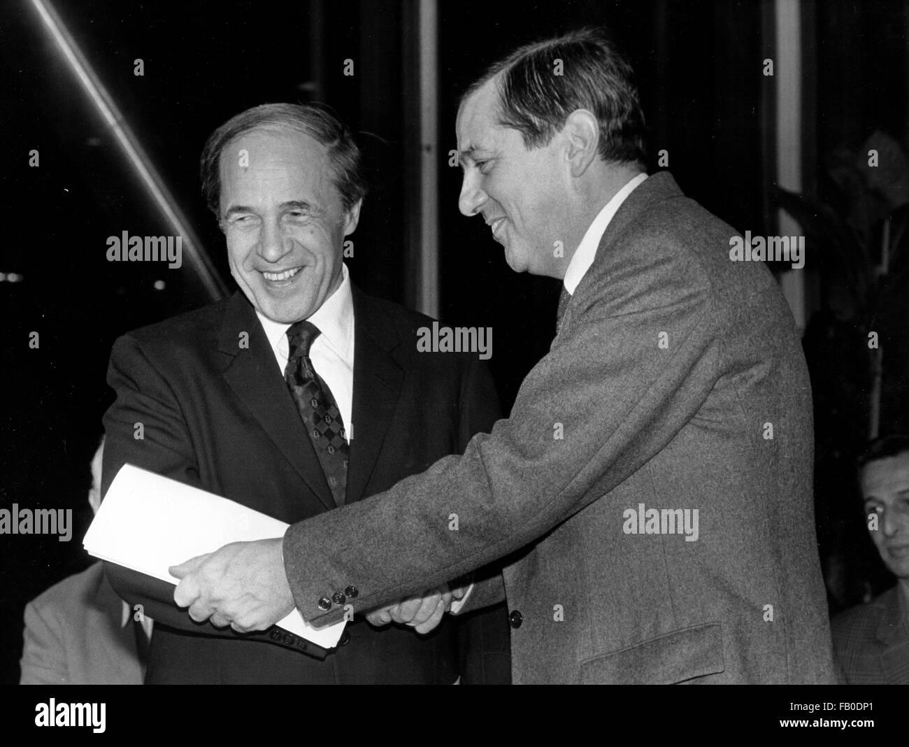 File. 6th Jan, 2016. French composer and conductor PIERRE BOULEZ has died at the age of 90. His family said the - Stock Image
