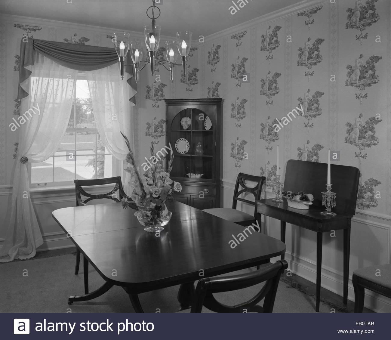 Mt Vernon Black And White Stock Photos Images Alamy