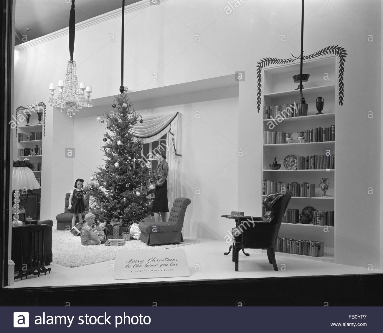 Marshall Fields Furniture: Merry Company Stock Photos & Merry Company Stock Images