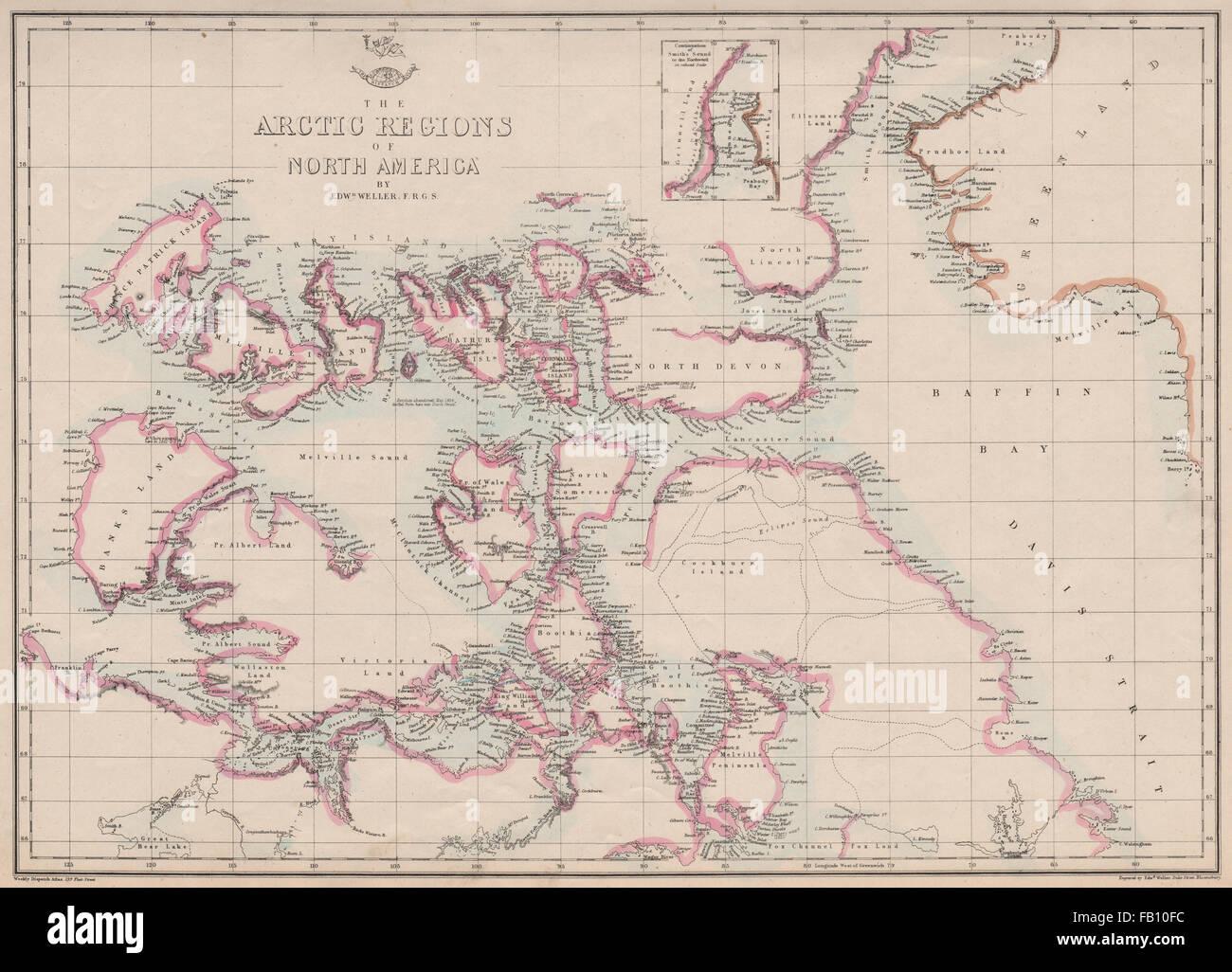 Canadian Arctic Archipelago Arctic Regions Of North