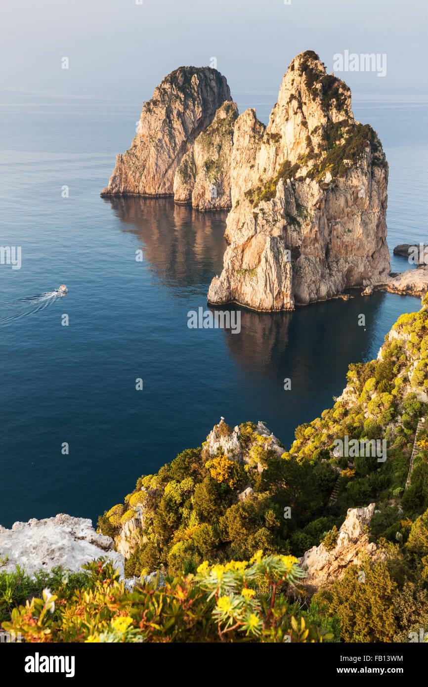 Rocky Seacoast - Stock Image