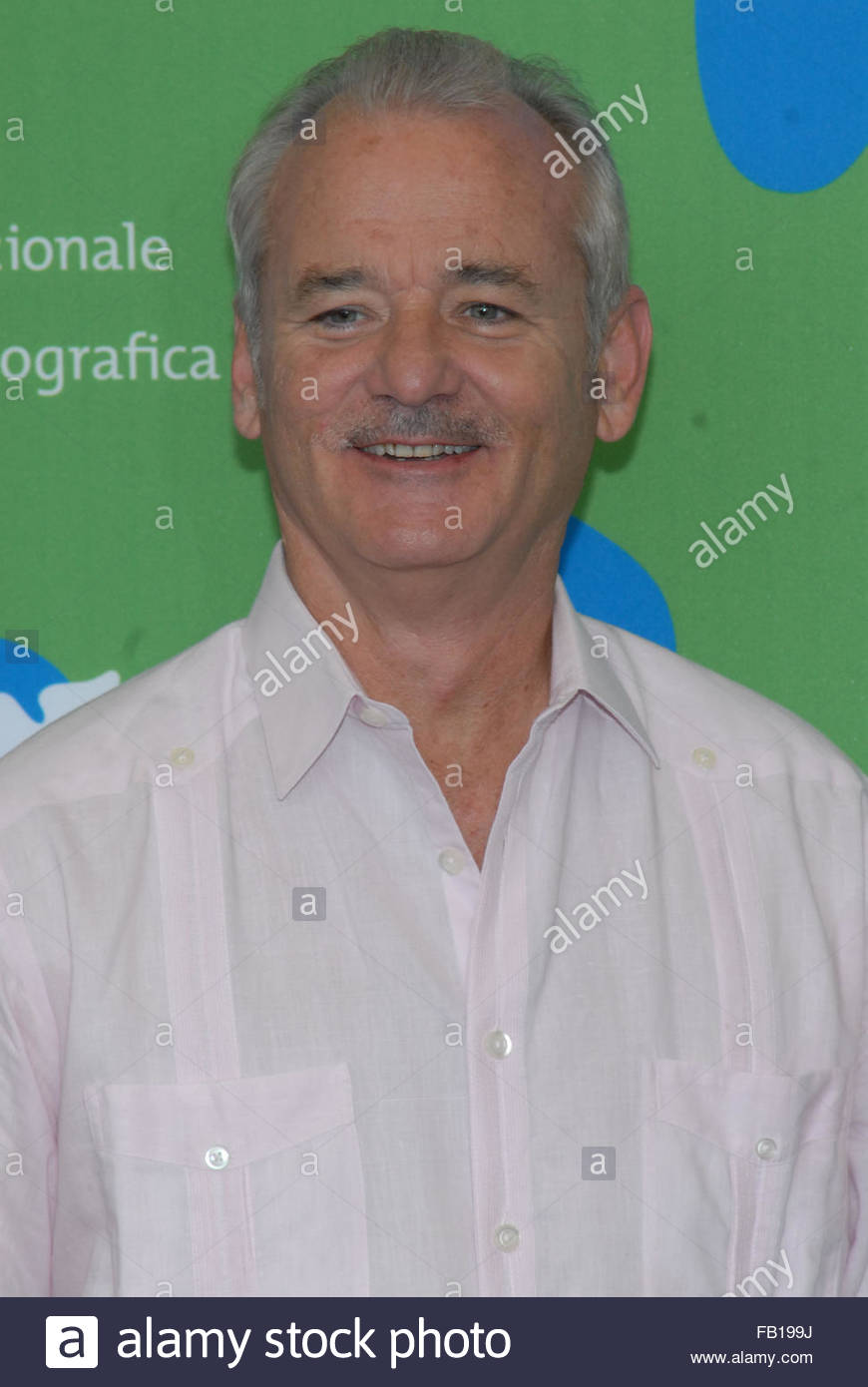 bill murray - Stock Image