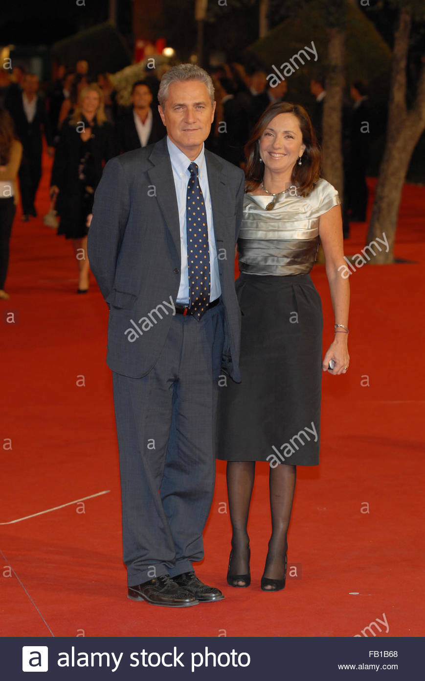 Barbara Palombelli And Francesco Rutelli High Resolution Stock Photography And Images Alamy