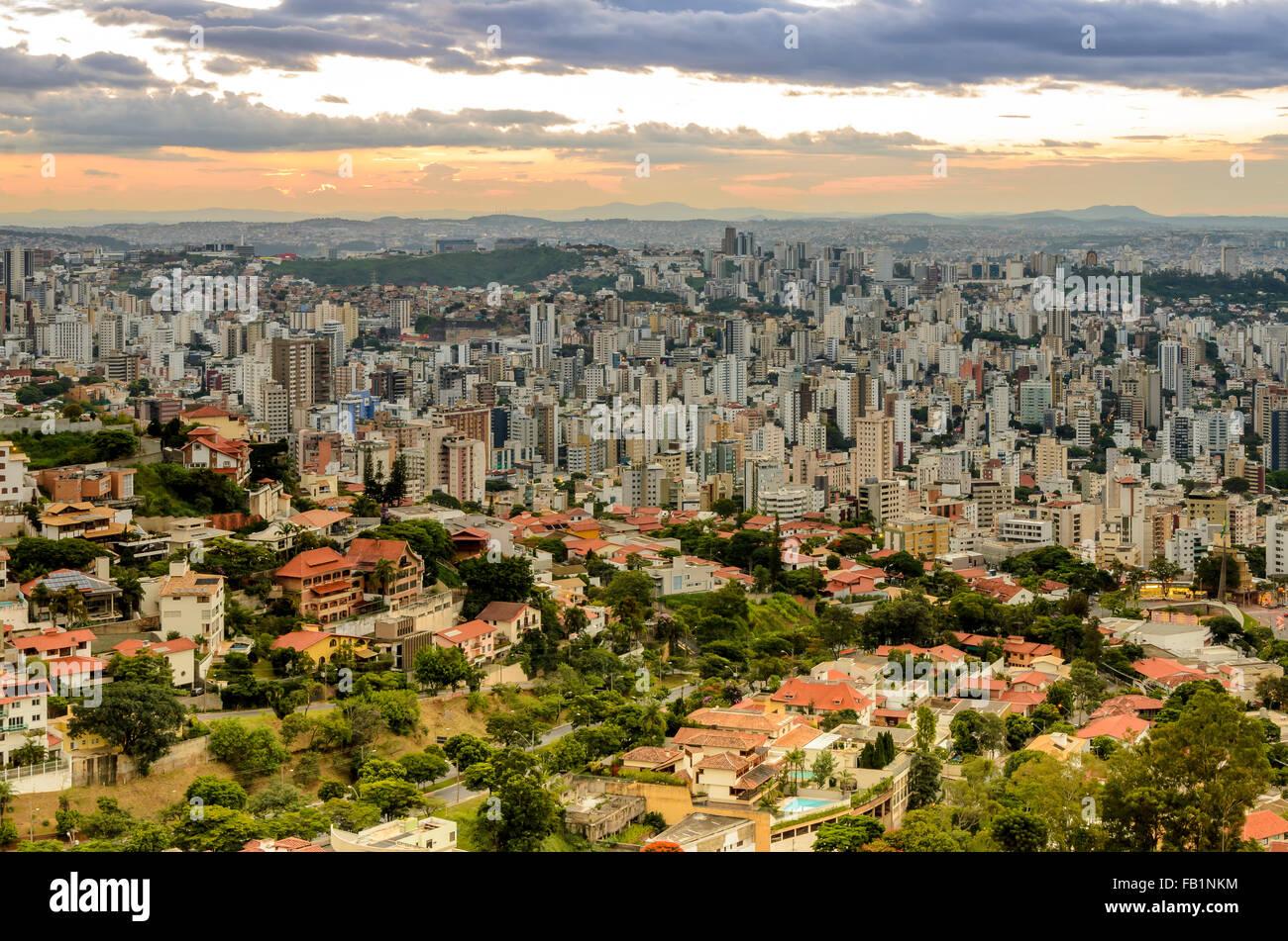 Belo Horizonte Minas Gerais fonte: c8.alamy.com