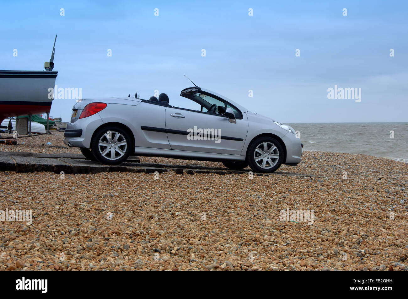 Peugeot 206 Cc Coupe Convertible Open Top Car With