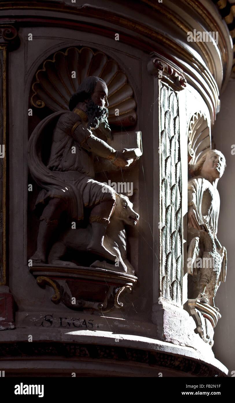 Salzwedel, Marienkirche - Stock Image