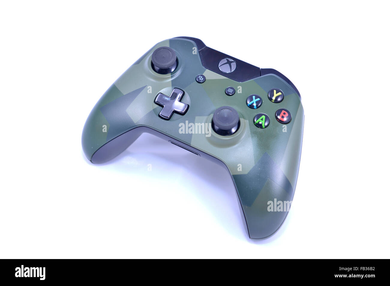 Xbox One Cut Out Stock Images & Pictures - Alamy