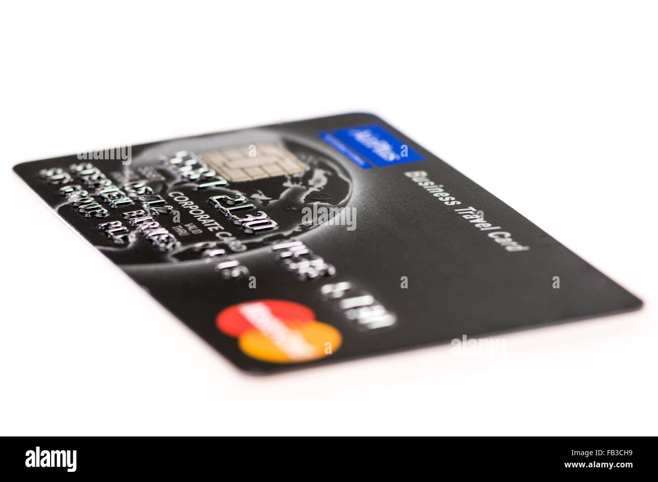 Airplus Business Travel Credit Card For Expenses Stock Photo