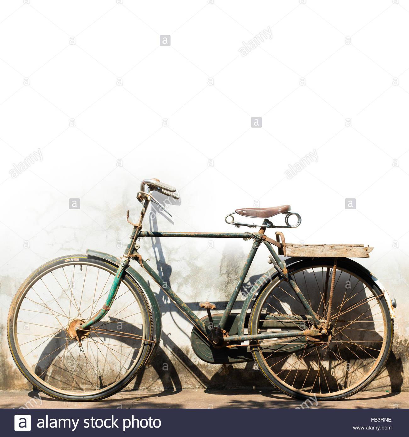 Dirty mature bikes