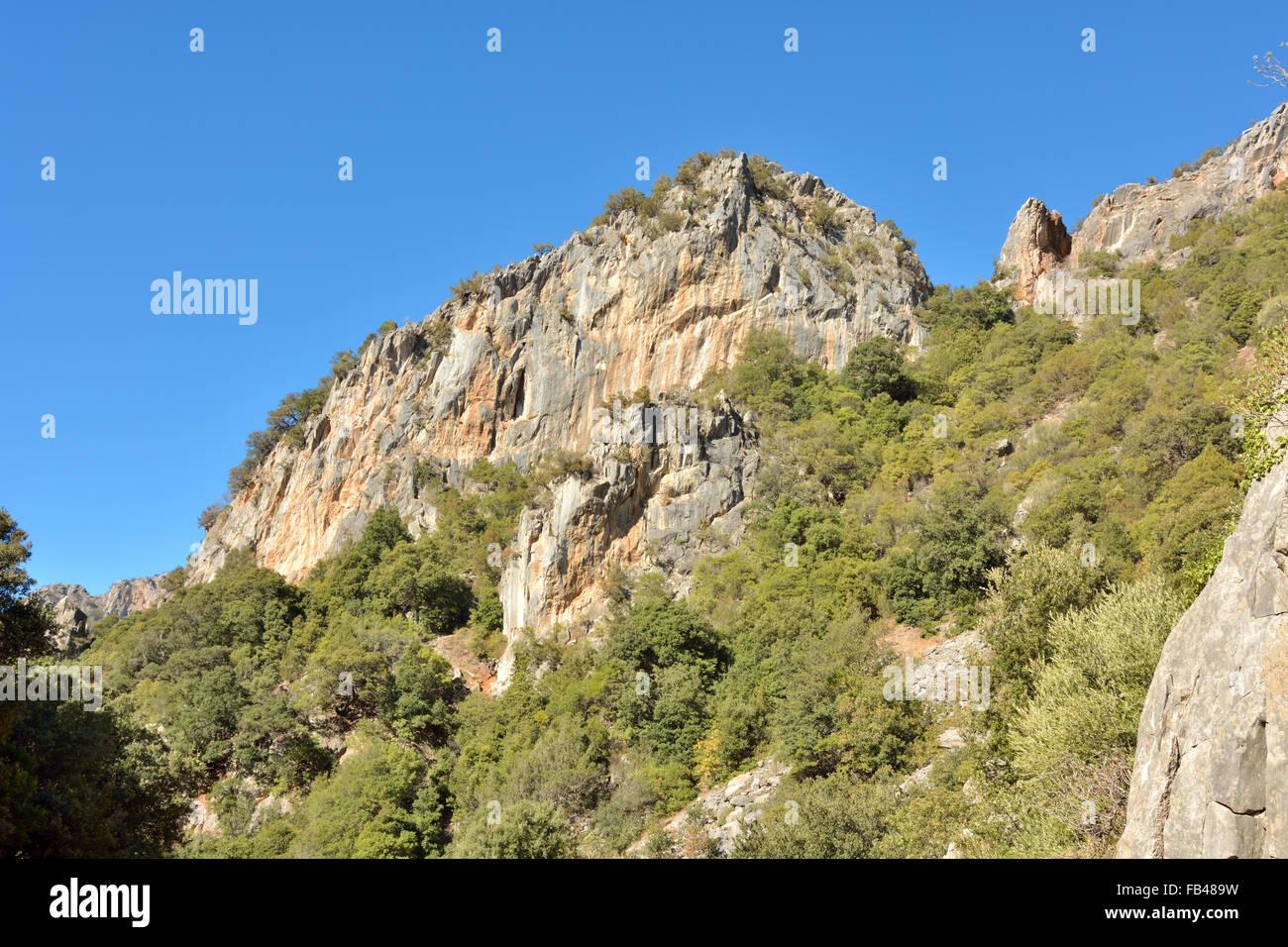 Wild Sardinia - Stock Image