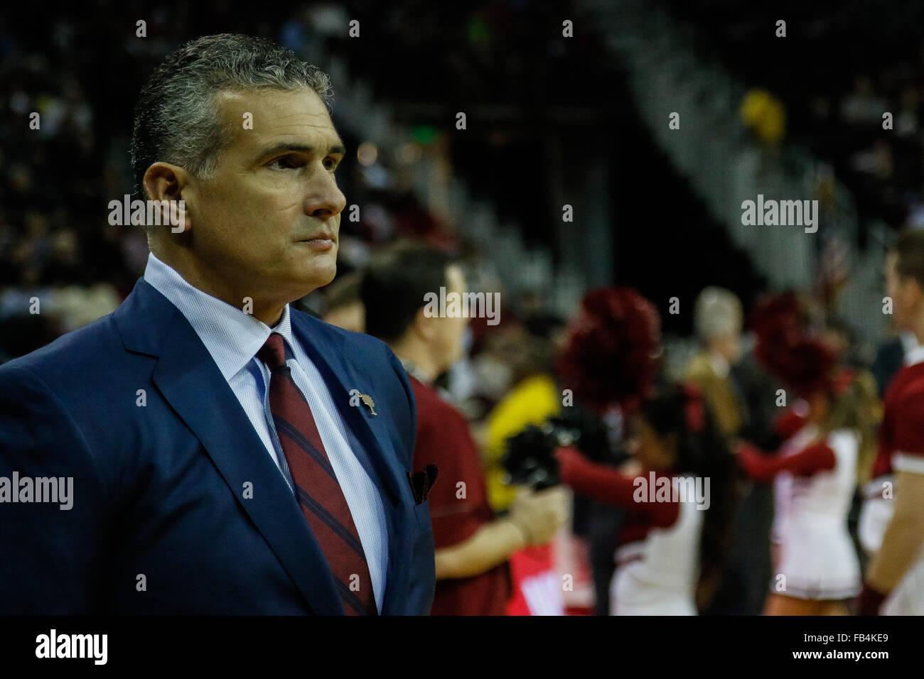 North Carolina Basketball Coach