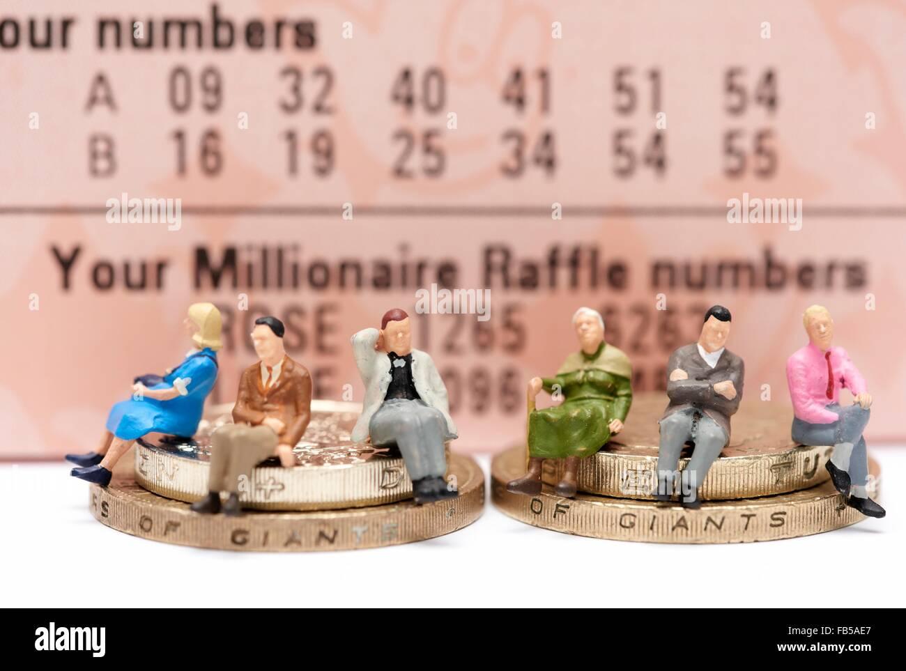 Millionaire Raffle Stock Photos & Millionaire Raffle Stock Images