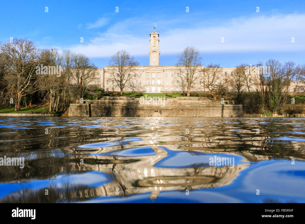 University of Nottingham - Stock Image