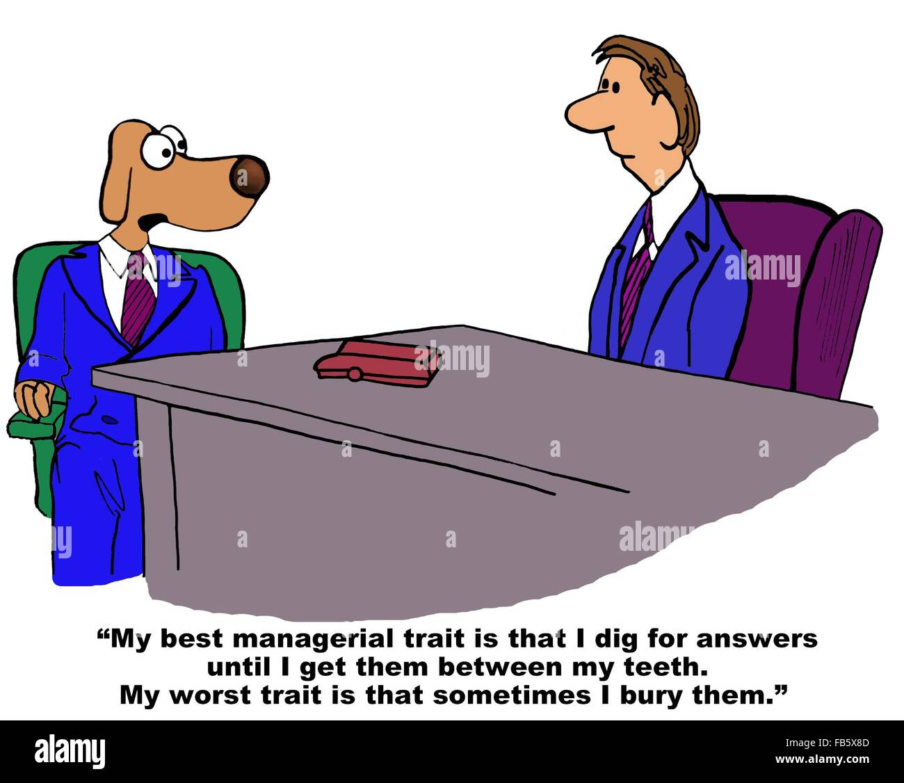 Job Search Cartoons High Resolution Stock Photography And Images Alamy
