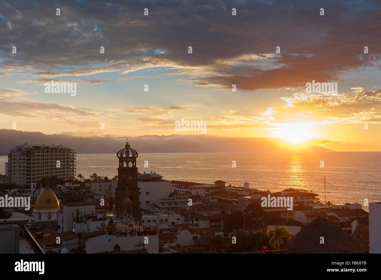 Landmark Hotel Puerto Vallarta Stock Photos Landmark Hotel Puerto