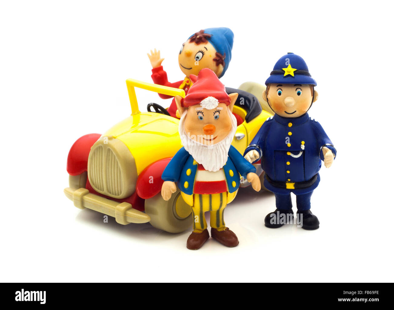 mr plod big ears and noddy characters from enid blyton s noddy on a