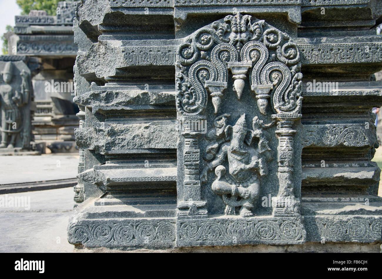 Standing Ganesh Idol Stock Photos & Standing Ganesh Idol