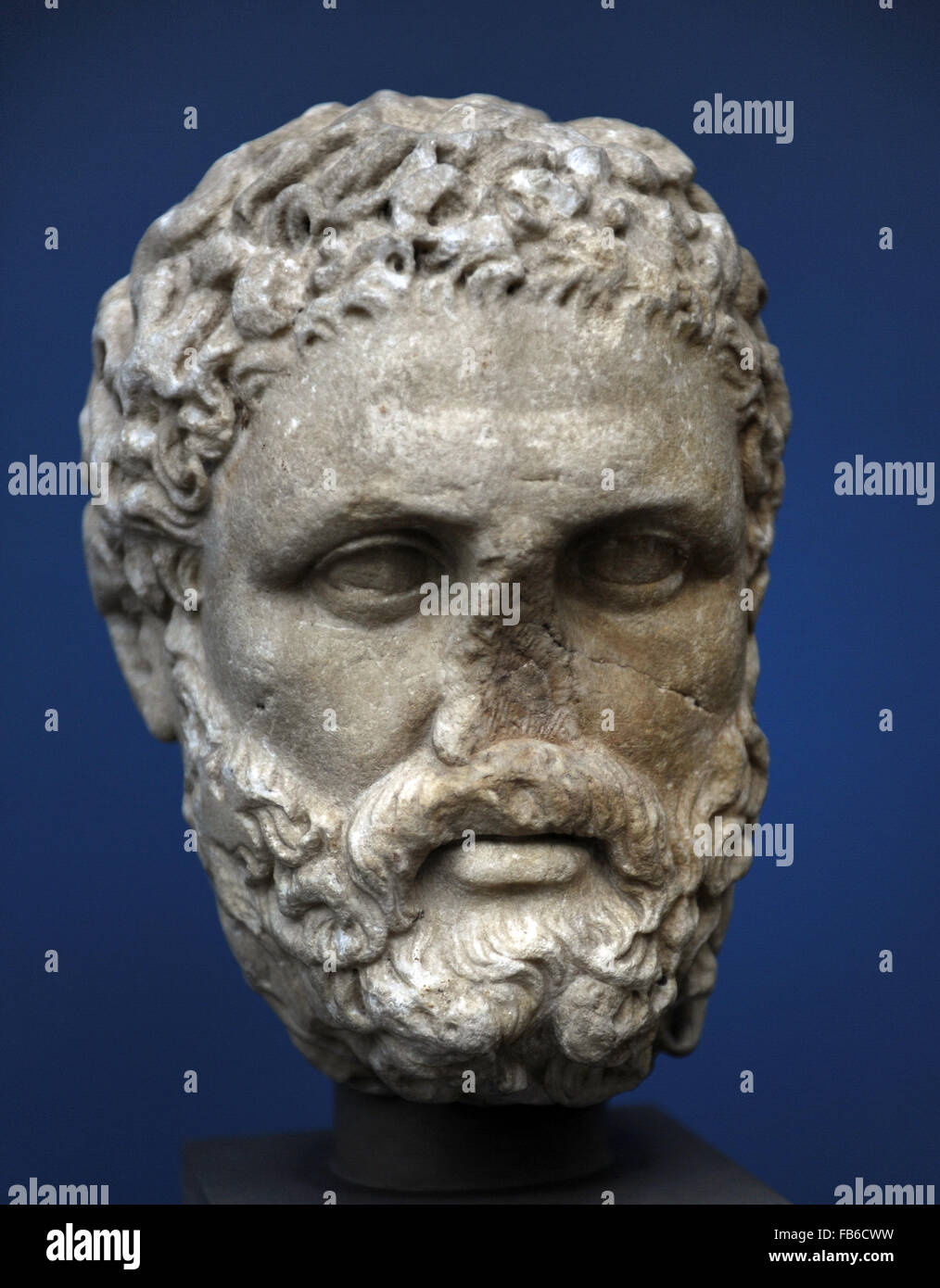 Heracles Roman Equivalent Hercules Divine Hero In Greek Mythology Stock Photo Alamy