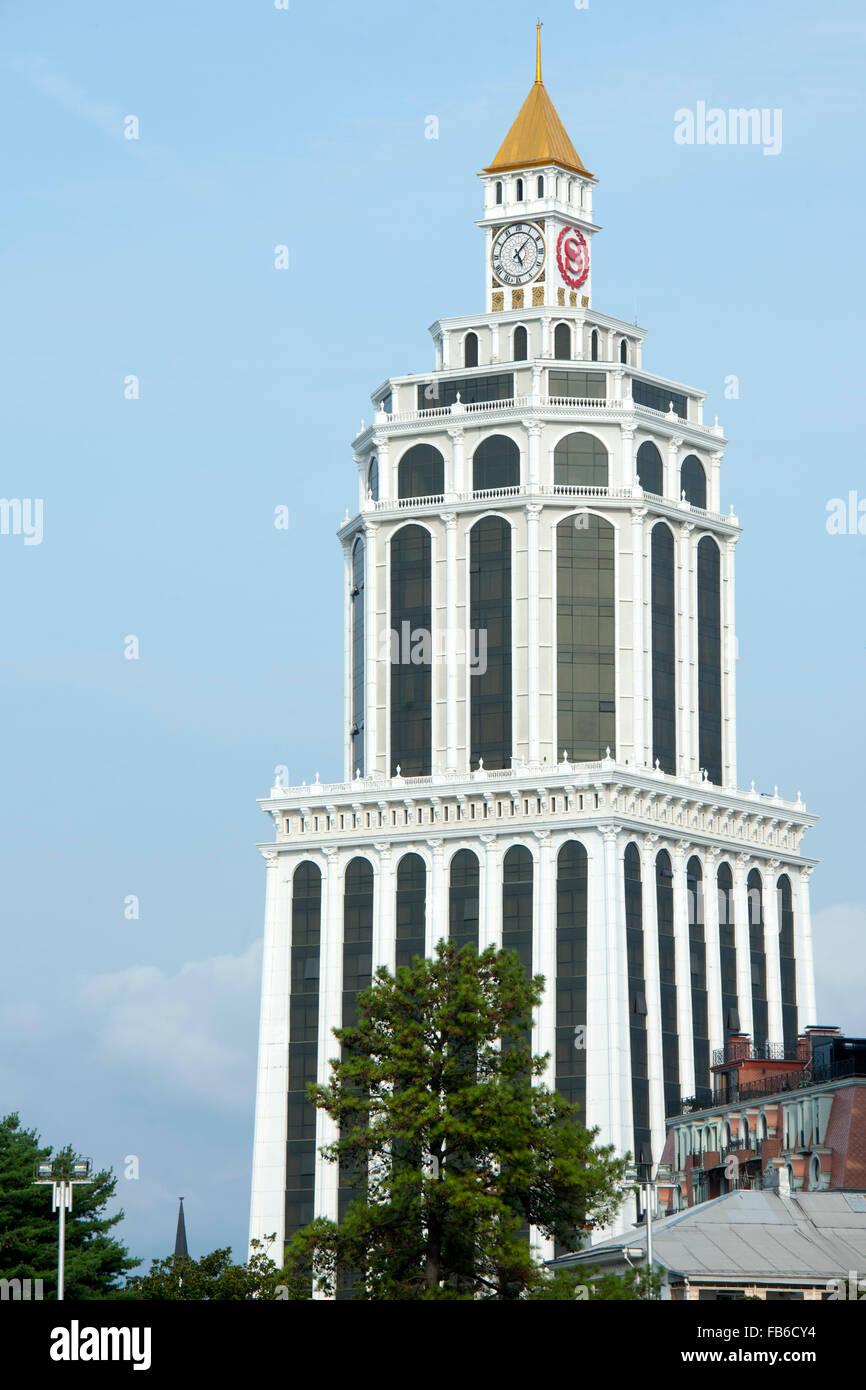 Georgien, Batumi, Batumi-Sheraton - Stock Image