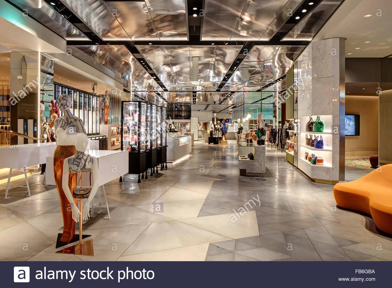 67a569292d6 Women s accessories area. Harvey Nichols Birmingham