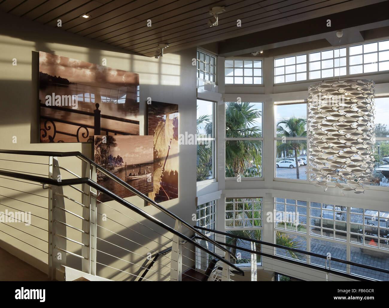Interior view of Shoal by Scabetti Gianni Ristorante Key Largo