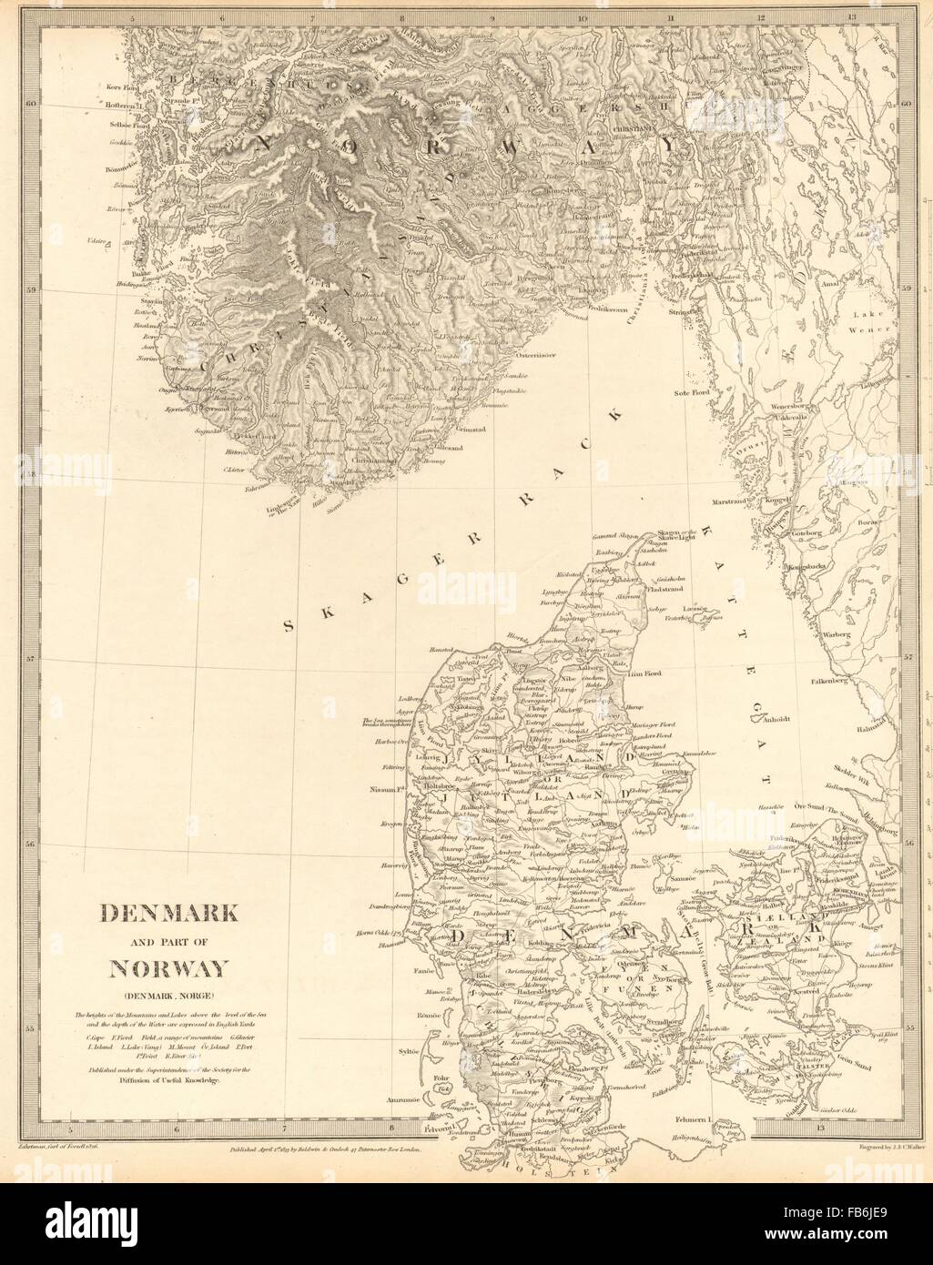 Karta Syd Norge.Southern Norway Map Stock Photos Southern Norway Map Stock Images