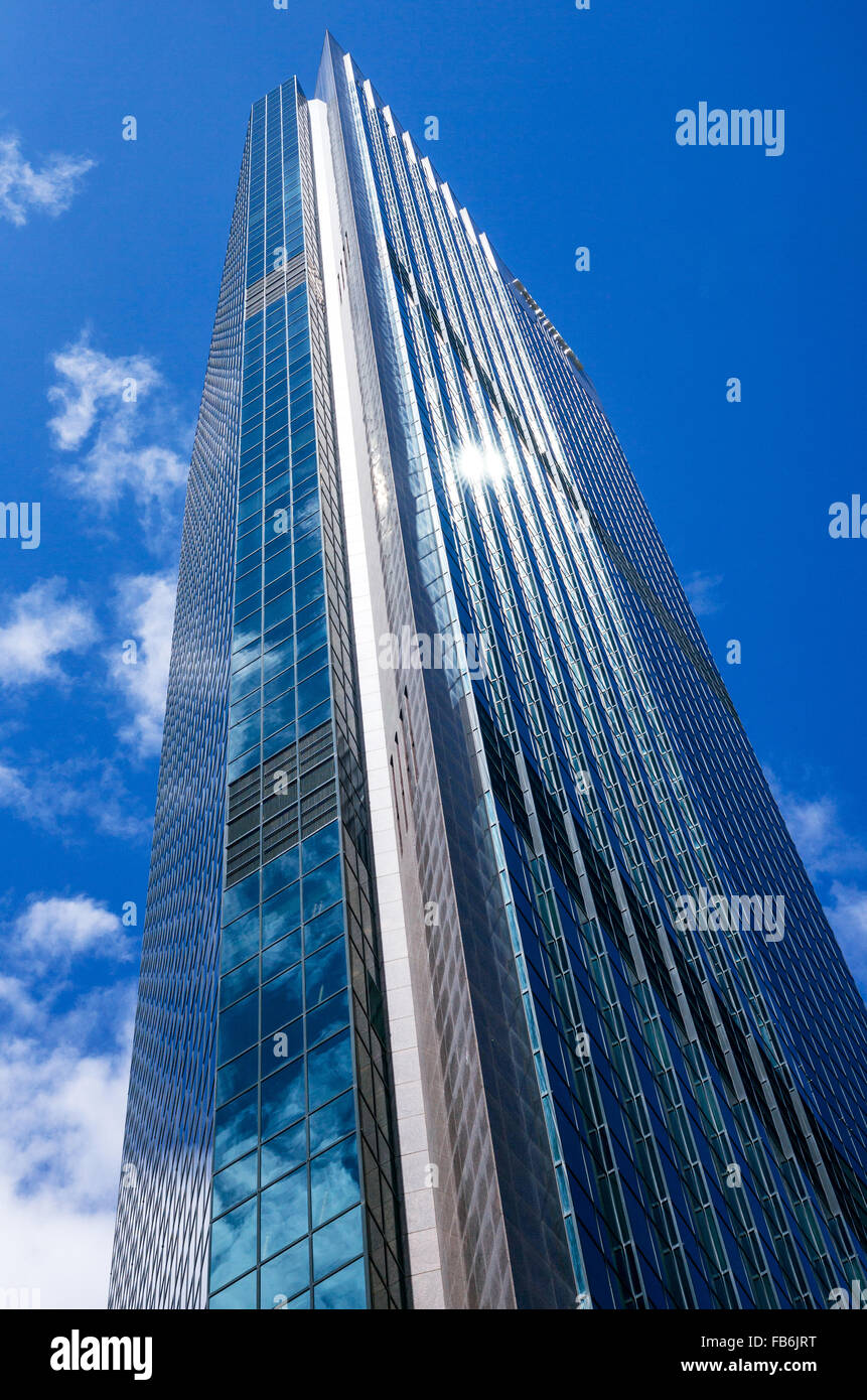 Australia, Sydney, modern architectures in George Street - Stock Image