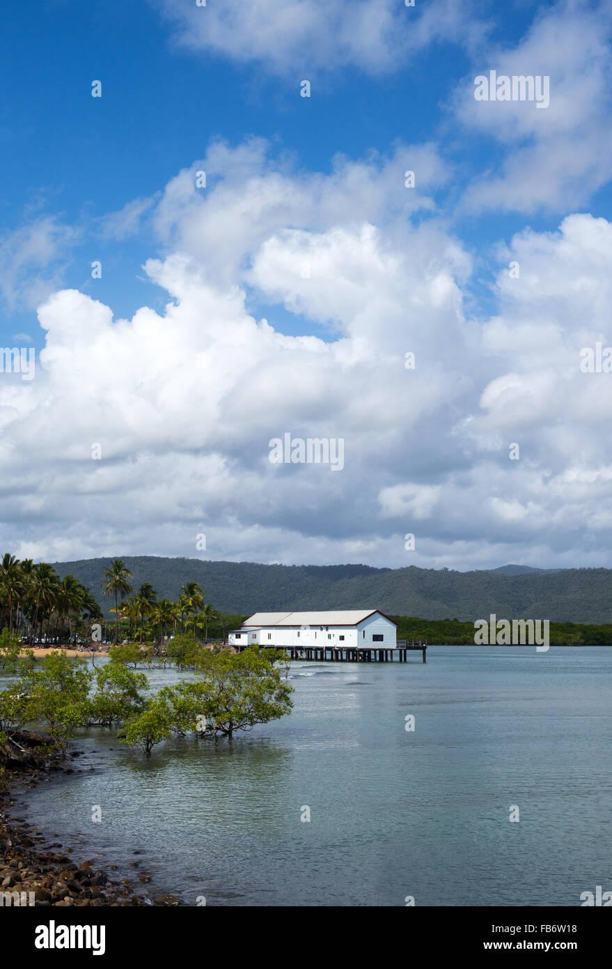 Australia, Queensland, Port Douglas, the seafront - Stock Image