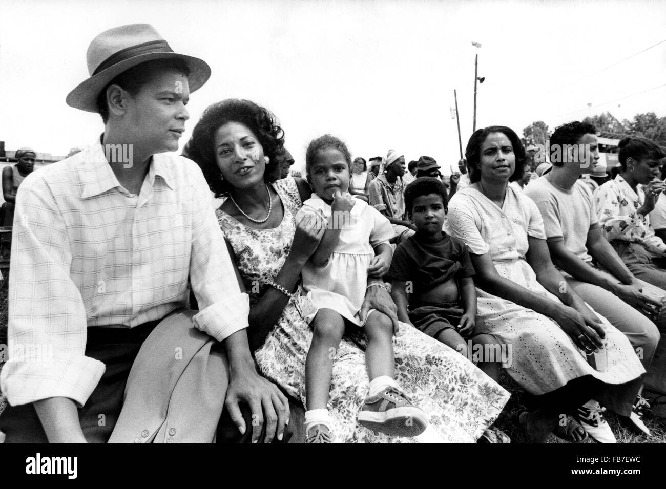 Civil rights leader, politician, actor and former Chairman of the NAACP, Julian Bond, has died at age 75. - Stock Image