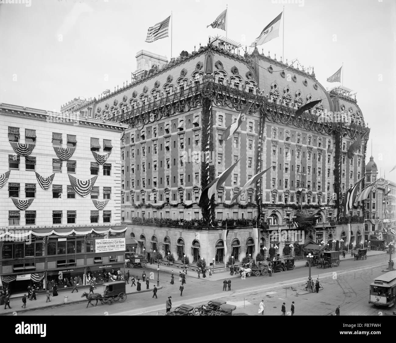 Astor Hotel Nyc