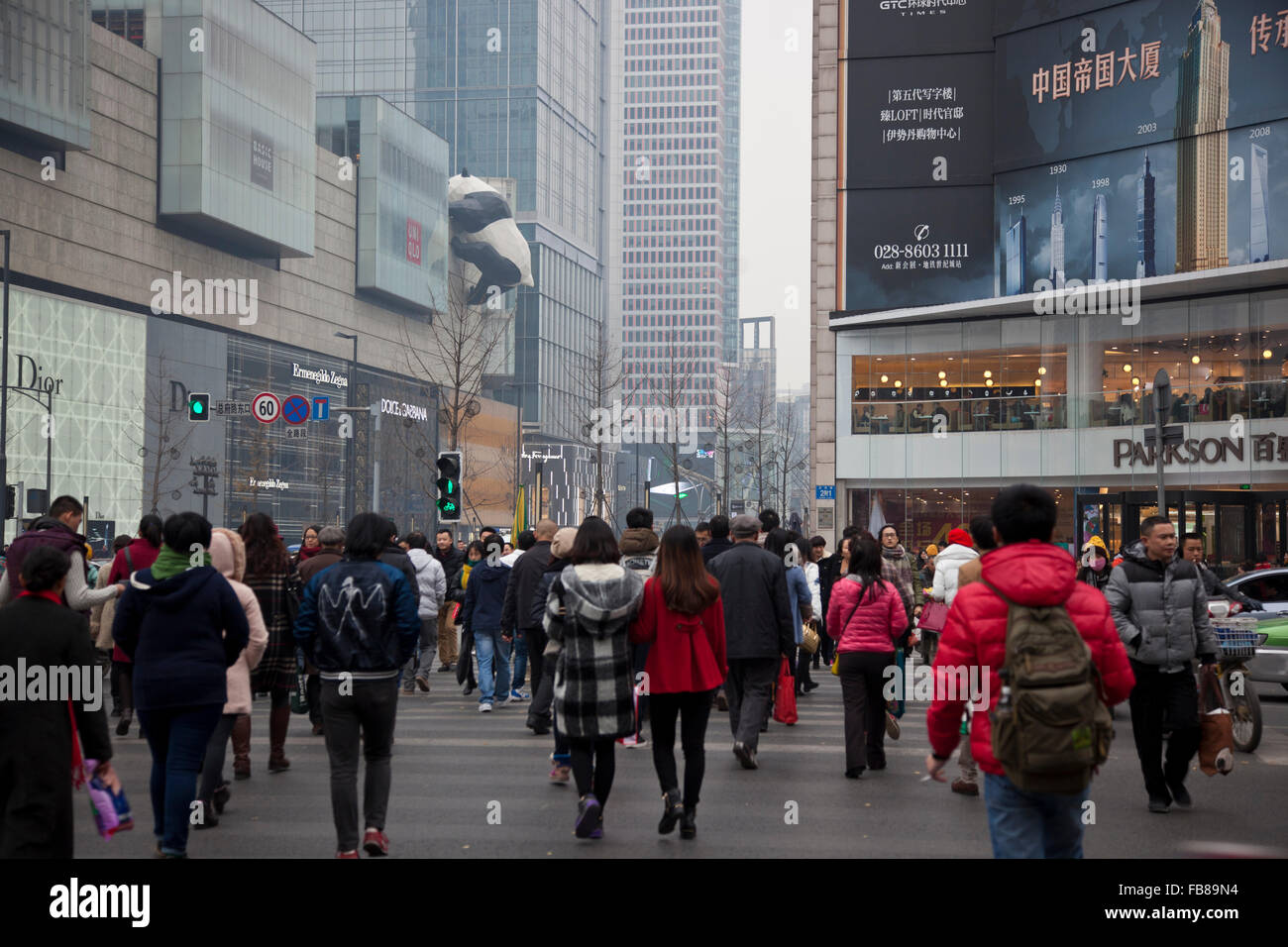 Upscale Shoppers Stock Photos Amp Upscale Shoppers Stock