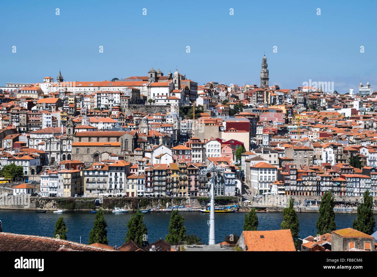Porto, Oporto, Portugal - Stock Image